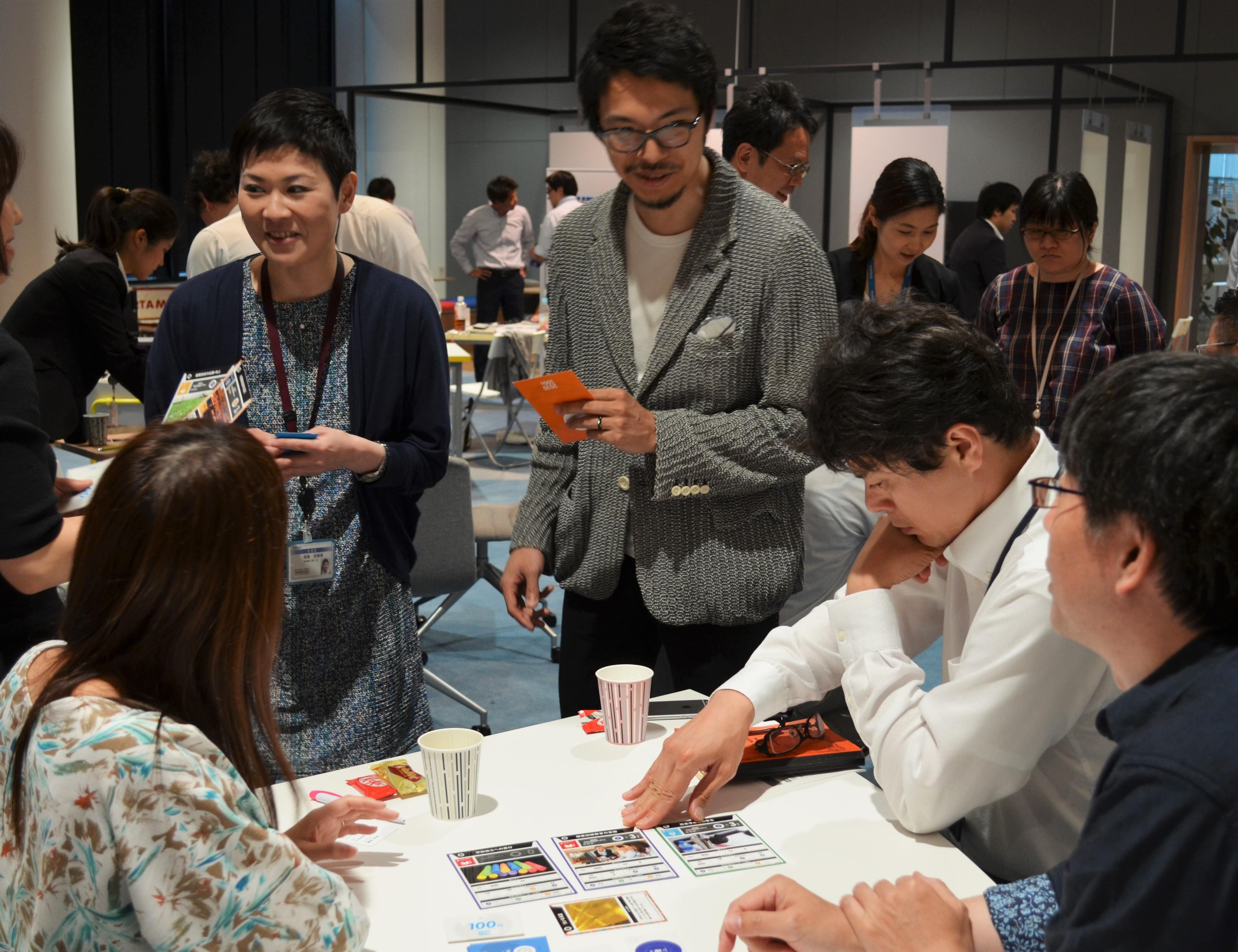 ESD学び合いフォーラム 「SDGsゲームを通して気づく 世界と私たちのつながり」