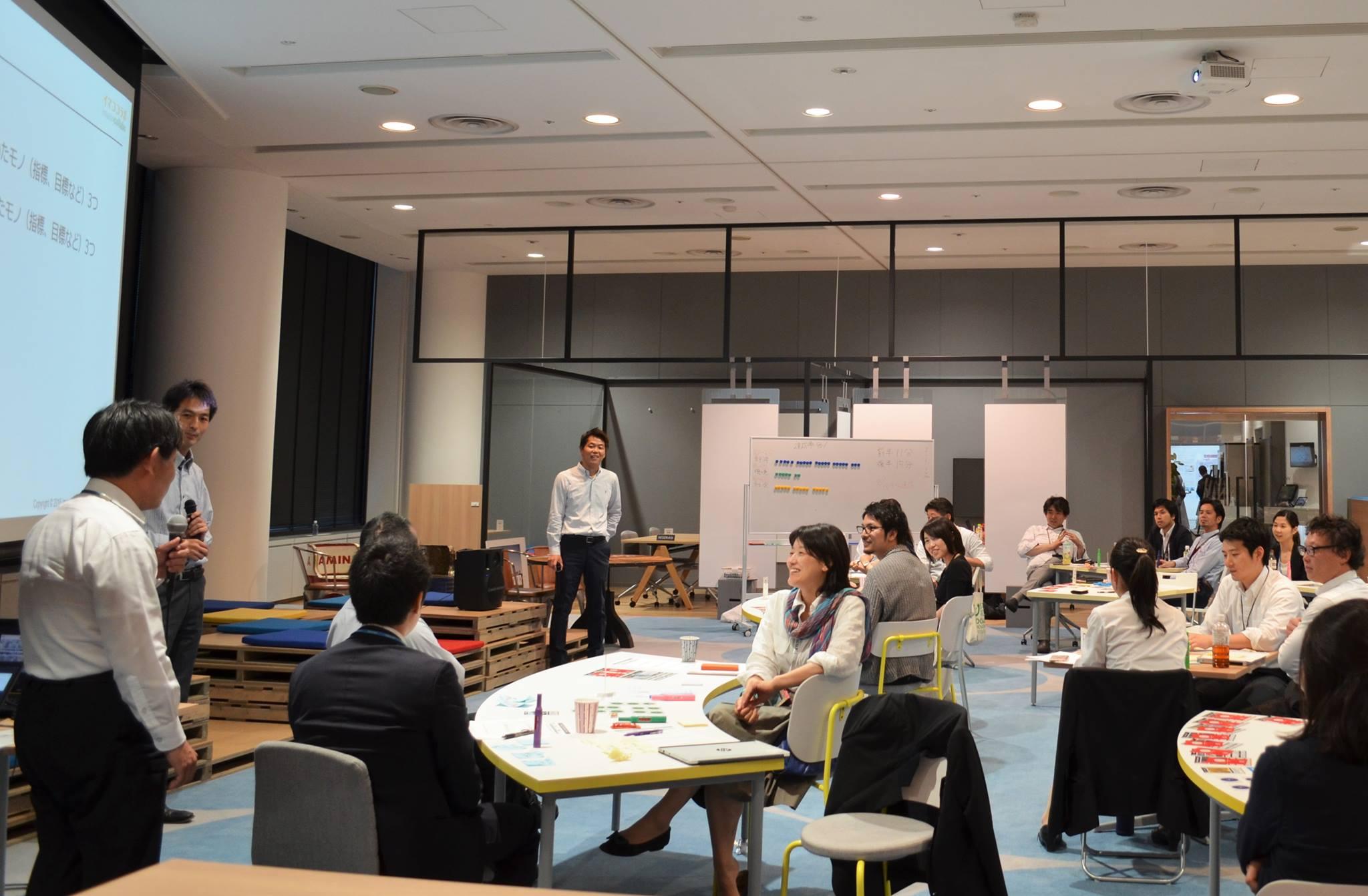 イマココラボ主催:企業内でSDGsを推進する方、人材育成する方のためのセミナー(経企・事業部・人事向け)