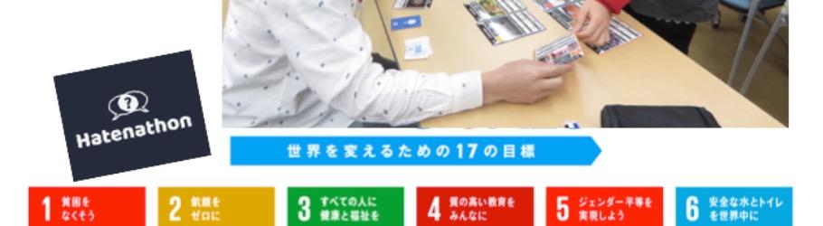 カードゲームで遊ぶ、学ぶ持続可能な開発目標SDGs × 質問づくりQFT ハテナソン IN 大阪