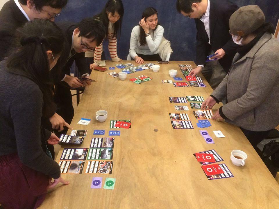 ★広島開催 「2030 SDGs」-カードゲームで考える持続可能な未来-