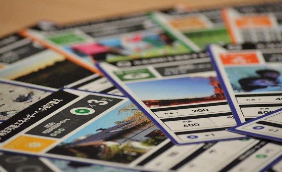 カードゲーム2030SDGsで繋がる会@伊那市 #2