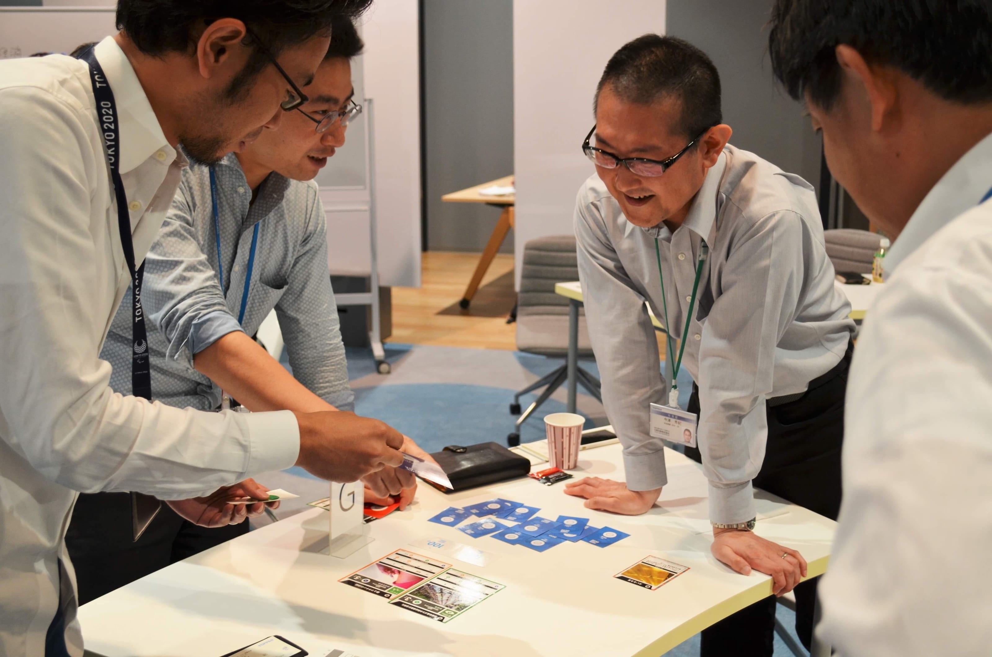 7/23 18:00~20:00 みなとSDGs「SDGsカードゲームで学ぶ、世界とわたしのつながり」