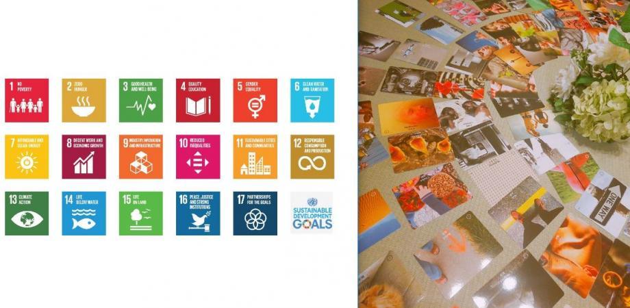 【9/25 16:00~】 2030 SDGs カードゲーム x Points of YouⓇ~自分の未来、ビジョンをつくる~