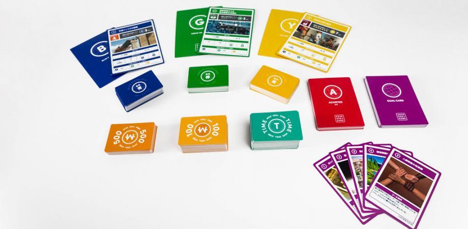 SDGsの本質をゲームで体験する!2030SDGsカードゲーム体験会 in 高田馬場