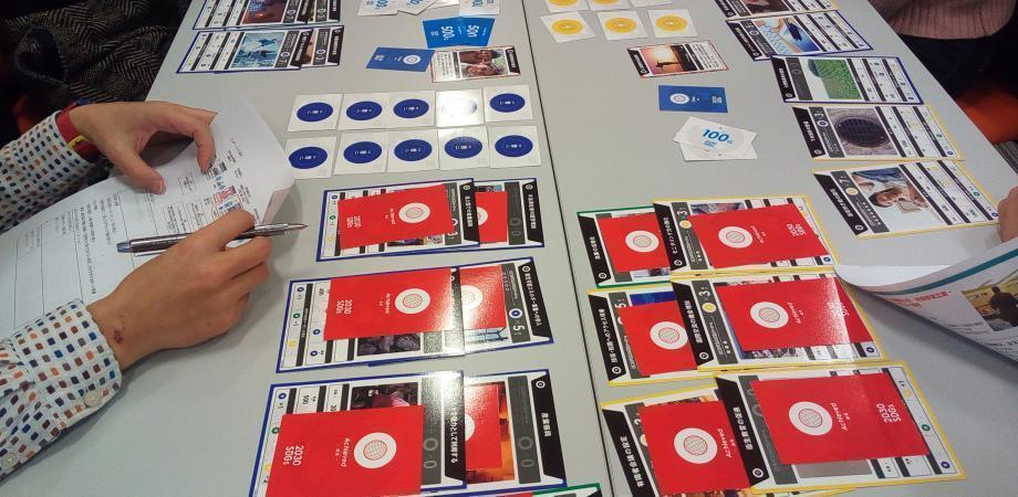 第24回異文化間教育学会研修会:異文化理解のためのSDGsカードゲーム