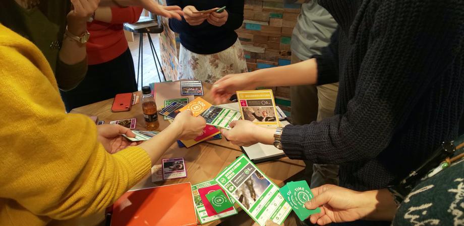 【2/22(土)東京・開催中止】SDGsカードゲームと対話で社会と自分のつながりを 知る・学ぶ・気づくワークショップ *学割コードあり