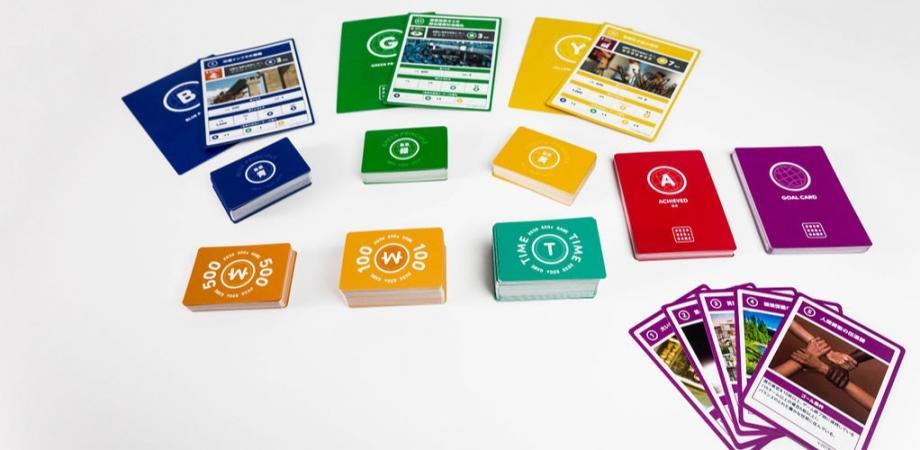 【1/29 江東区産業会館】2030SDGsカードゲーム体験 ~ゲームで体感するSDGs~