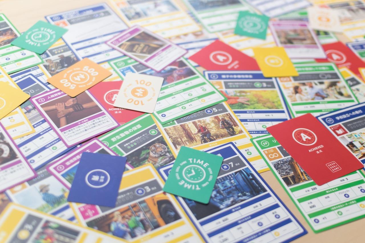 【SDGs入門】サスティナブル(持続可能)な世界をカードゲームで楽しみながら学ぼう(一般)